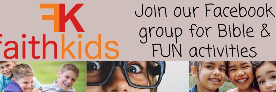 Faith Kids group