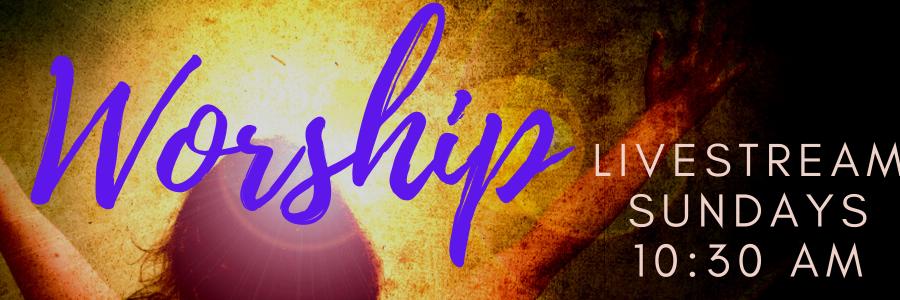 Worship – livestream