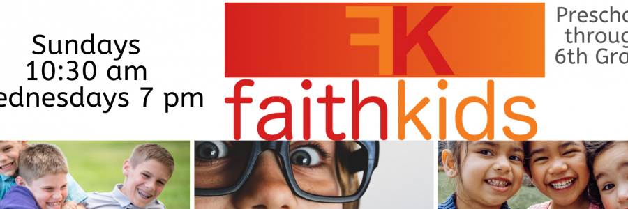 Faith Kids slider